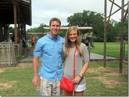 Dade City Giraffe Ranch