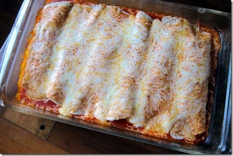 Publix Apron's Enchiladas