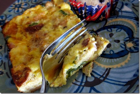 Simple Breakfast Casserole
