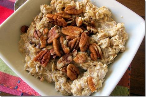 pecan overnight oats