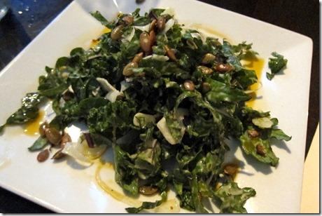 Kale Salad Farm Cafe