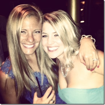 Laurel and Julie