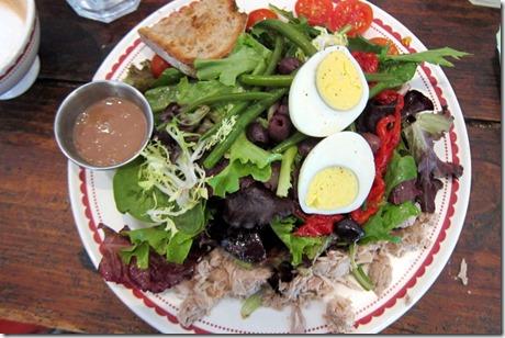 la boulange tuna salad