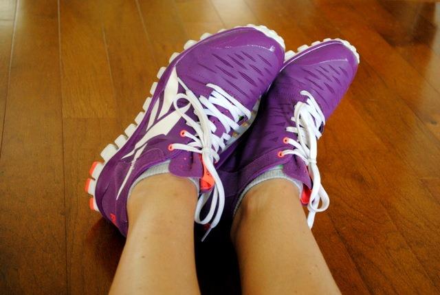 Reebok RealFlex Optimal - Womens Running Shoes - Blue/White