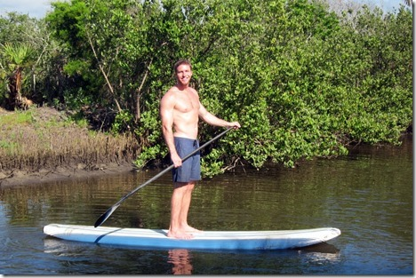 Stand up paddle board florida
