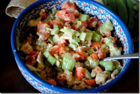 Tuna Salad Healthy