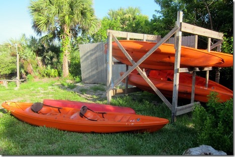 kayaking flagler beach