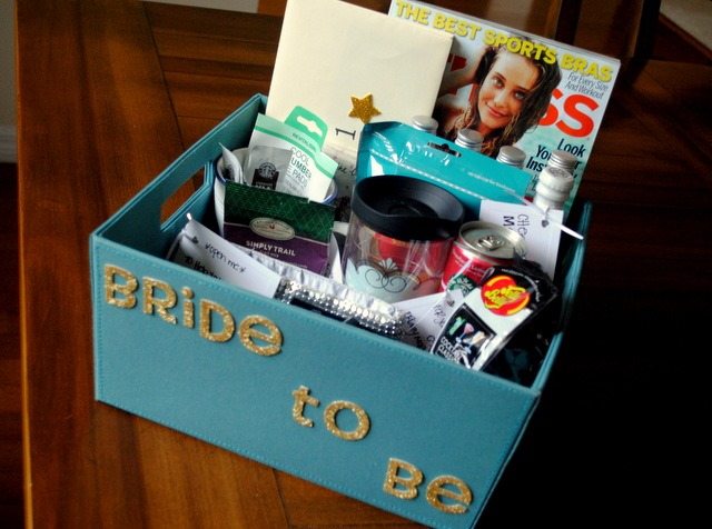 Bachelorette Party Gift Basket Peanut Er Fingers