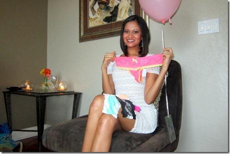 Bachelorette Party Underwear Game
