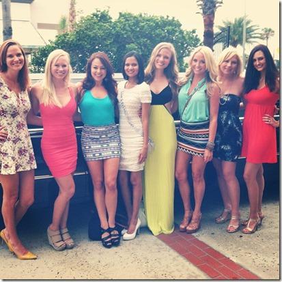 Jacksonville Beach Bachelorette Party