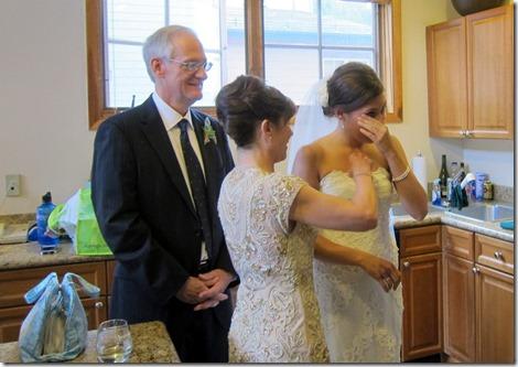 Michaela's Wedding Dress