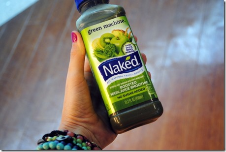 Naked Green Smoothie