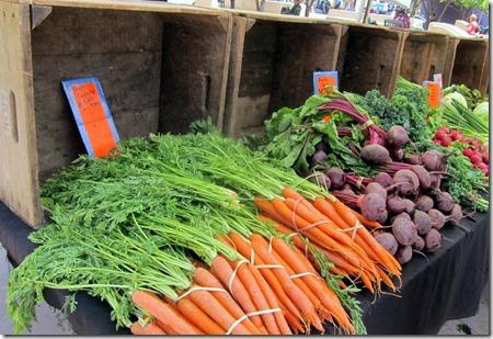 Pershing Square Farmer's Market