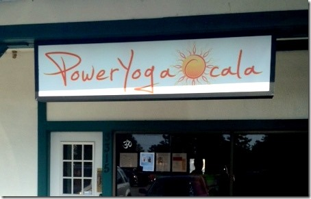 power yoga ocala