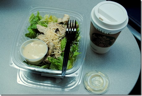 starbucks caesar salad