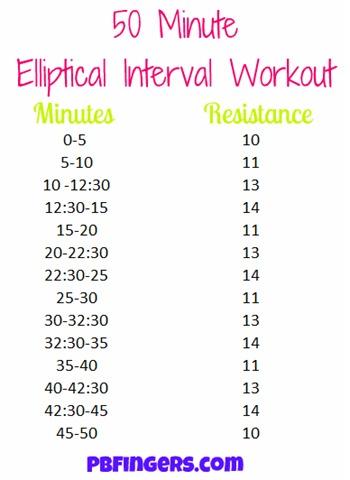 elliptical epic machines