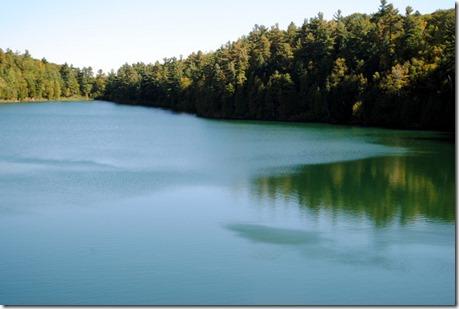 Gatineau Park Pink Lake