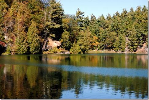 Pink Lake Hiking Trail