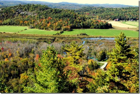 Quebec in the Fall