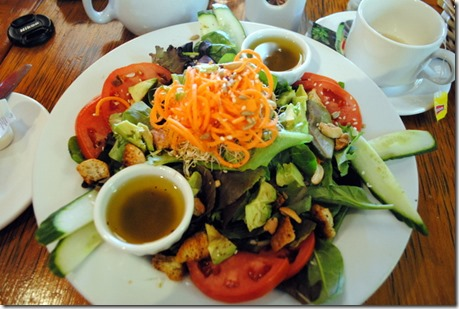 Soup'Herbe Salad