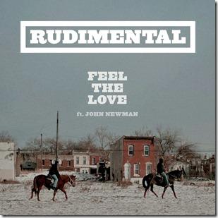 rudimental feel the love