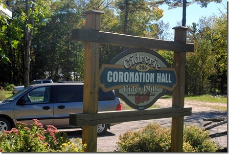 Coconation Hall Cidery