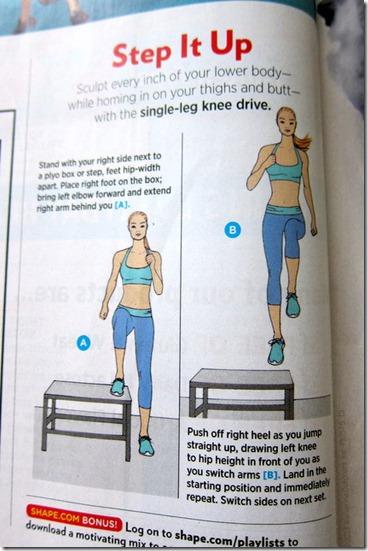 Single Leg Knee Drive