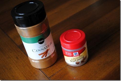 Cinnamon Nutmeg