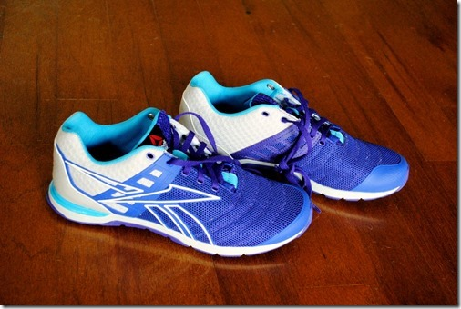 Custom Designed Reebok Nano Speed