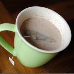 Homemade Winter Dream Tea Latte