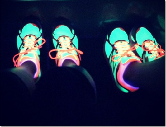 NB glow in the dark
