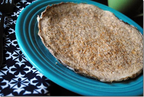 Oatmeal Egg White Pancake