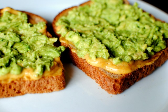 Avocado Toast + A Giveaway - Peanut Butter Fingers