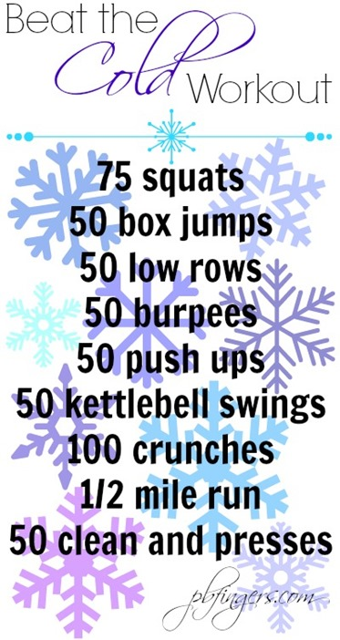Beat the Cold Workout