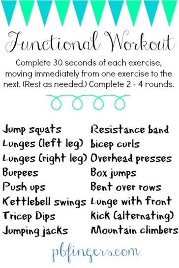 Image Result For Circuit Workouta