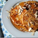Orange Marmalade Protein Pancakes