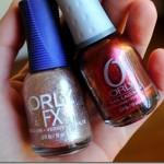 Orly Sparkly Nail Polish