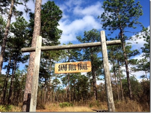 Silver Springs Hiking Trails
