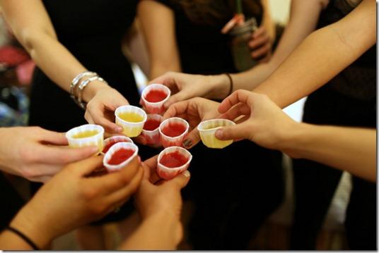Bachelorette Party Jello Shots