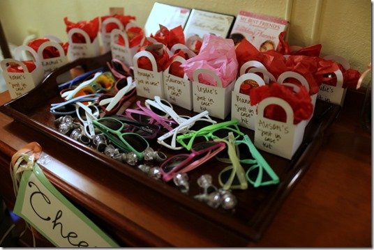 Bachelorette Party Just in Case Kits