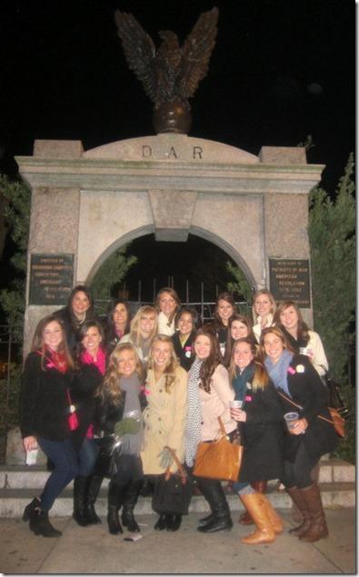 Boos and Brews Tour Savannah