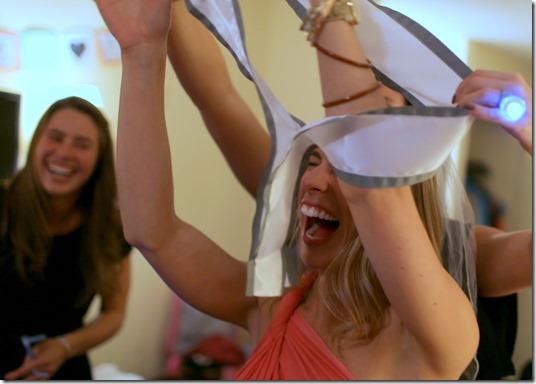 bachelorette party sash