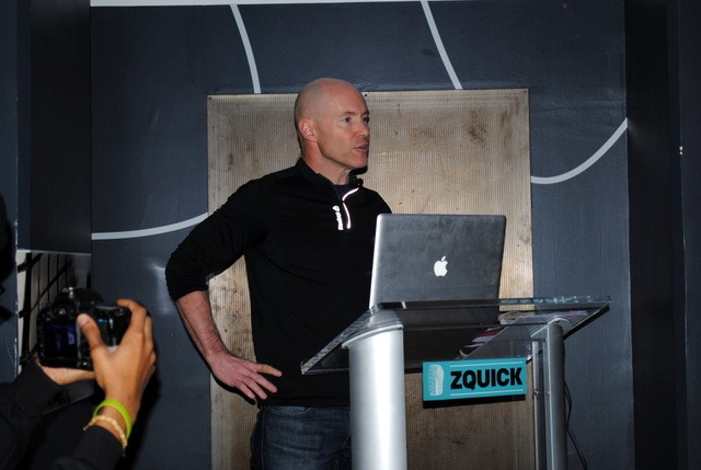 d3c12aa7a846 Bill told us more about the design process behind the ZQuick and the  technology that went into creating the new shoe that is inspired by Z-rated  sports car ...