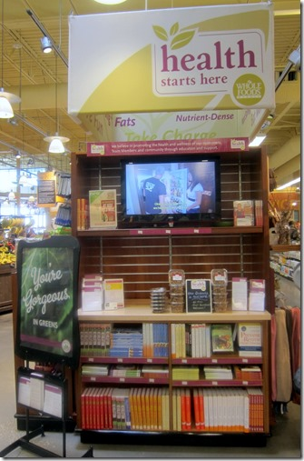 Health Starts Here Whole Foods
