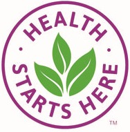 Health Starts Here logo
