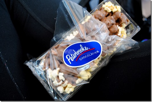 Peterbrooke Chocolate Covered Popcorn