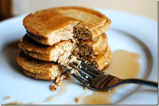 Quick and Easy Almond Flour Pancakes