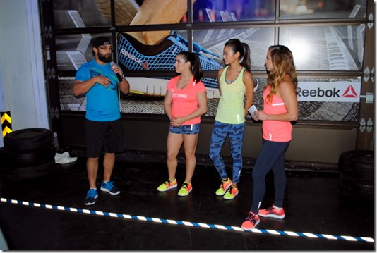Reebok ZQuick Launch Party