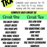 TRX Circuit Workout