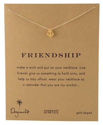 Dogeared Friendship Necklace